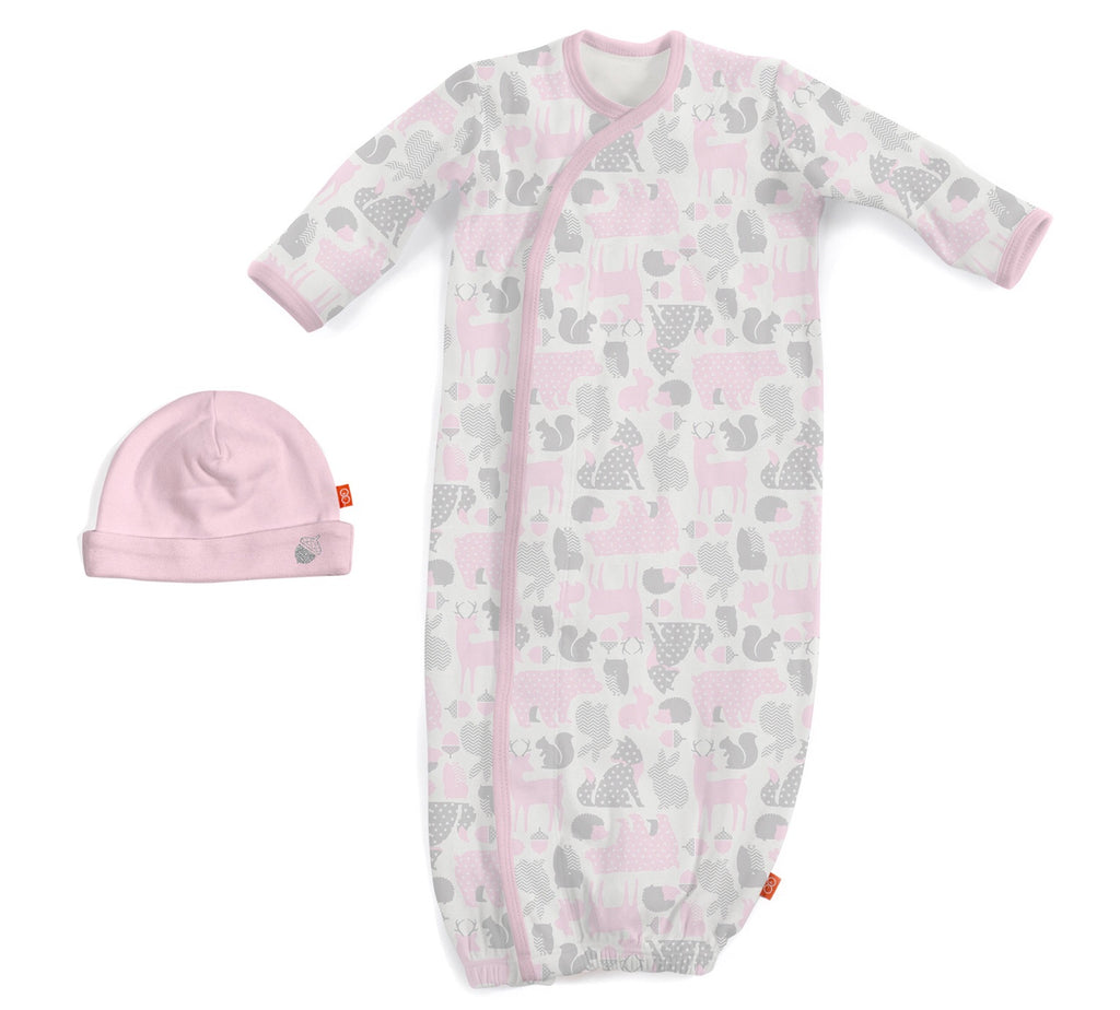 Magnetic Me Gown and Hat Set for Girls