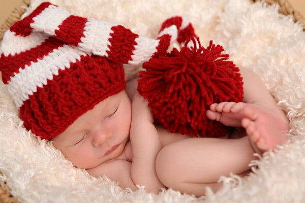 Red Finley Hat  - Doodlebug's Children's Boutique