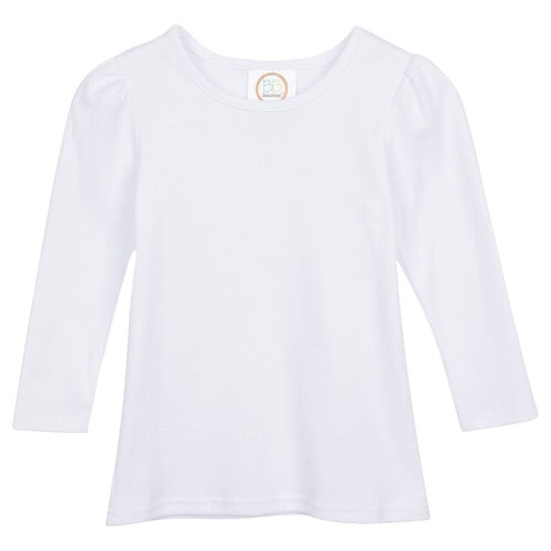 Blanks Boutique Long Sleeve Tee  - Doodlebug's Children's Boutique