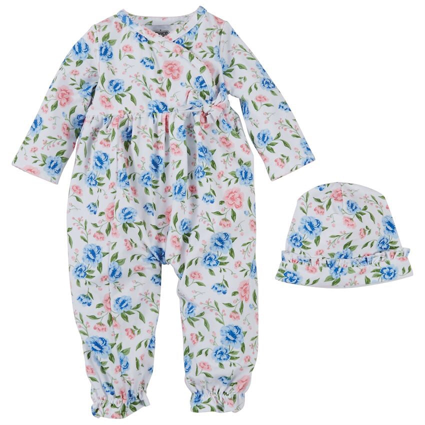 Mud Pie Floral Take Me Home Set