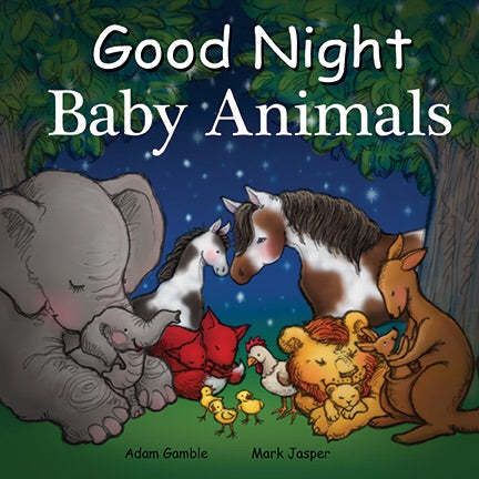 Good Night Baby Animals Book  - Doodlebug's Children's Boutique
