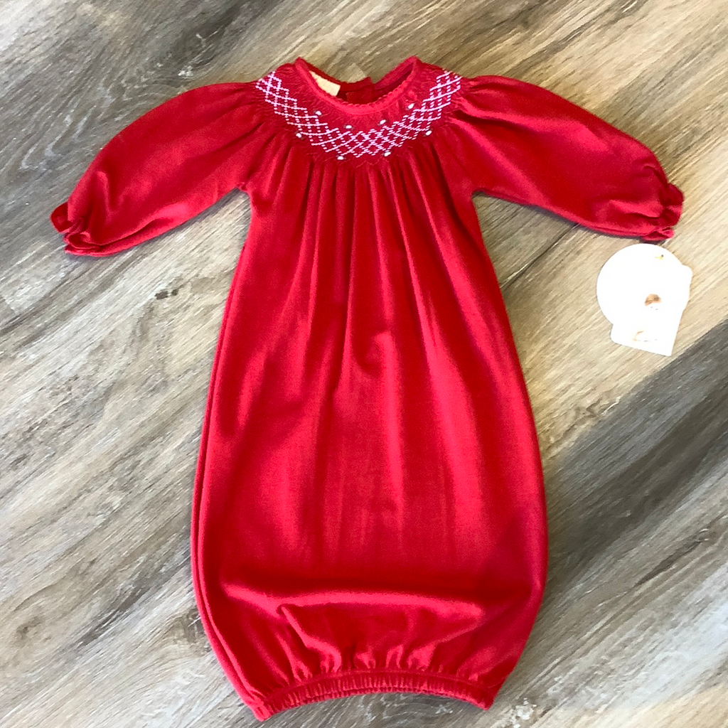 Julie and Jame's Classics Bishop Gown  - Doodlebug's Children's Boutique