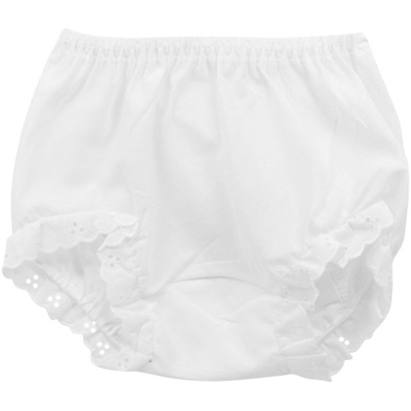 Two Feet Ahead Eyelet Diaper Cover