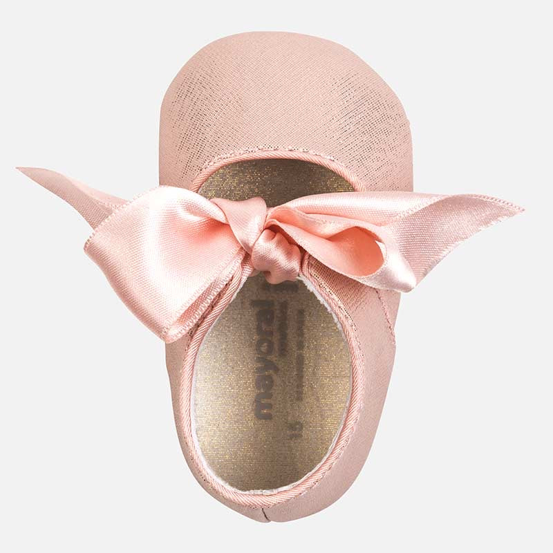 Nectar Bow Shoes  - Doodlebug's Children's Boutique