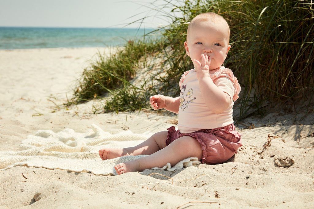 Mesa Rose Shorts  - Doodlebug's Children's Boutique