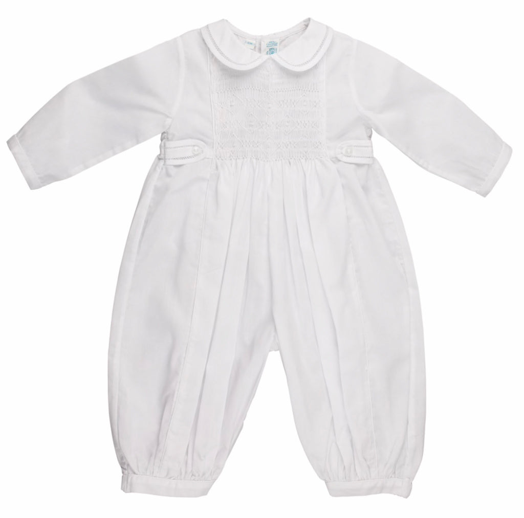 Smocked Longall  - Doodlebug's Children's Boutique