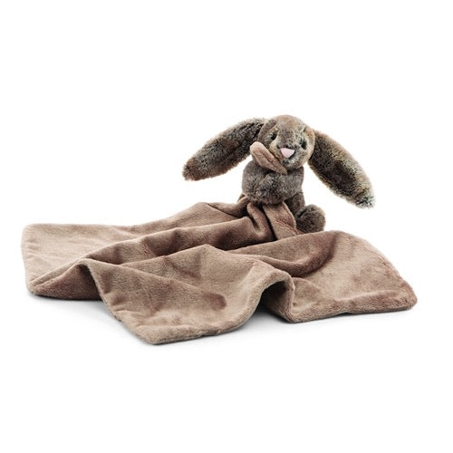 Woodland Babe Bunny Soother  - Doodlebug's Children's Boutique