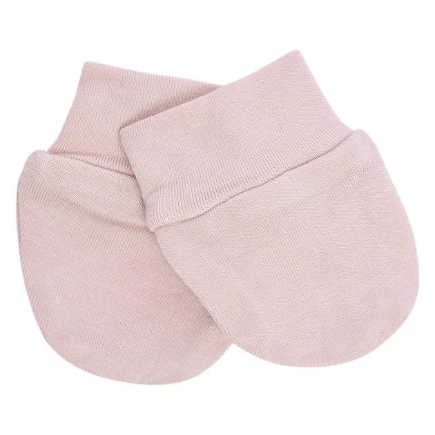 Scratch Mittens in Blush  - Doodlebug's Children's Boutique