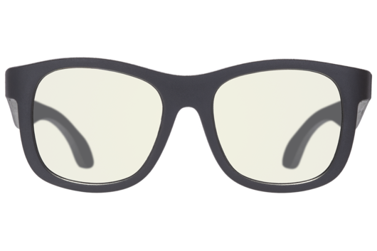 Navigator Blue Light Blocking Glasses in Black Ops  - Doodlebug's Children's Boutique