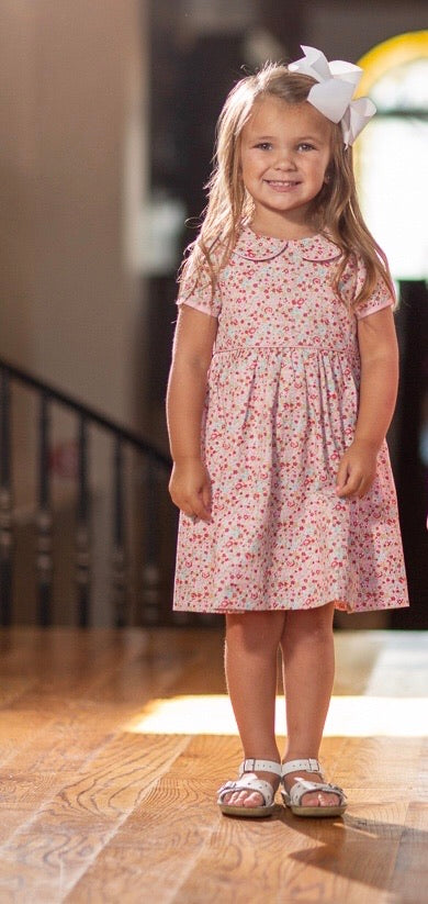 Jules Dress  - Doodlebug's Children's Boutique