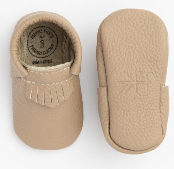 Toast City The First Pair Moccasins Toast City Mocc / 0 - Doodlebug's Children's Boutique