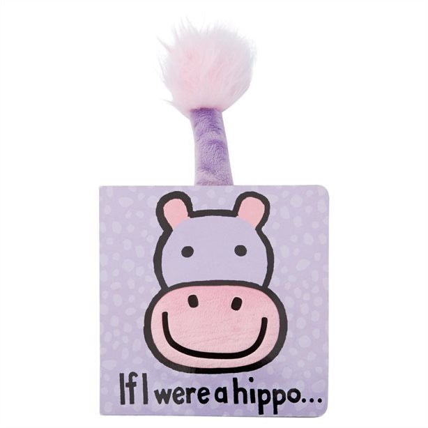 If I were a Hippo Book  - Doodlebug's Children's Boutique