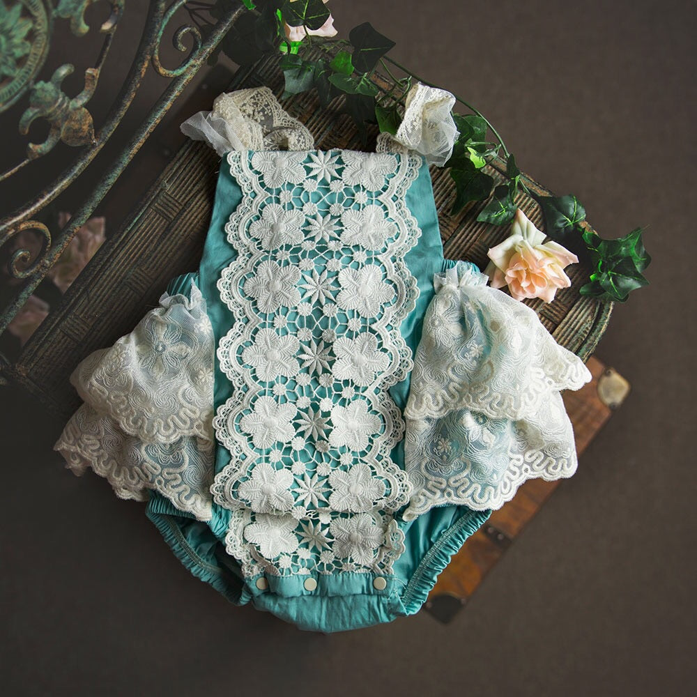 Frilly Frocks Nora Sunsuit