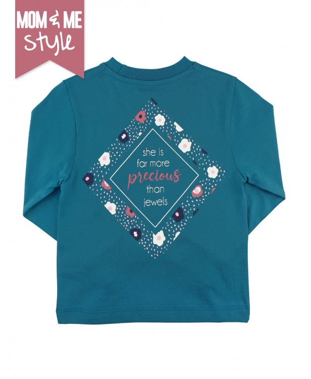 More Precious Than Jewels Signature Tee  - Doodlebug's Children's Boutique