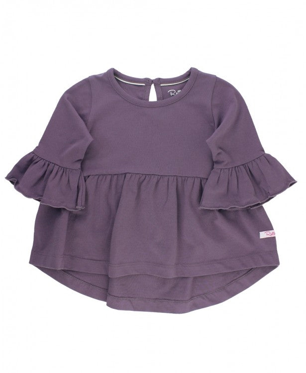 Bella Top in Shadow Purple