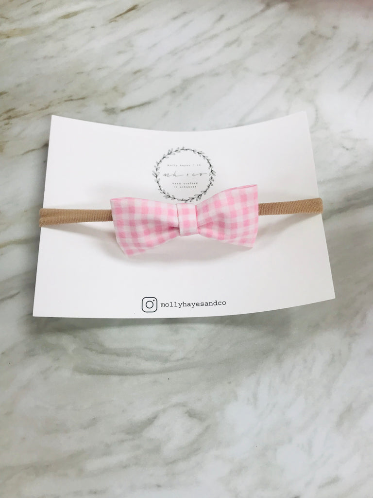 Molly Hayes & Co. Bow on Headband