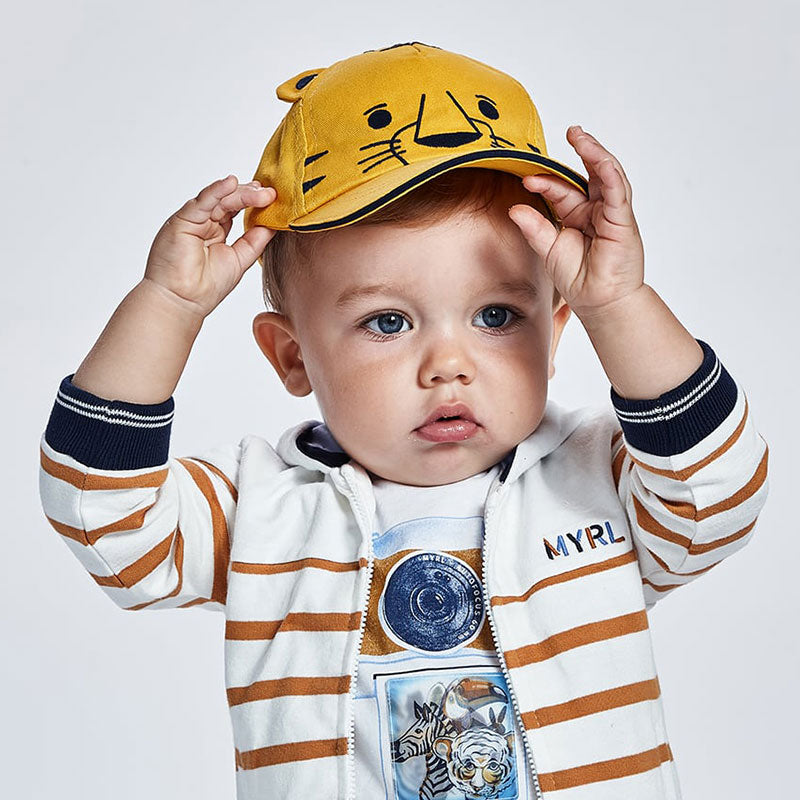 Tiger Hat  - Doodlebug's Children's Boutique