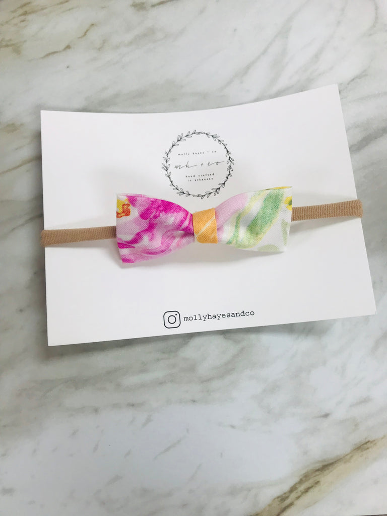 Violet Headband  - Doodlebug's Children's Boutique