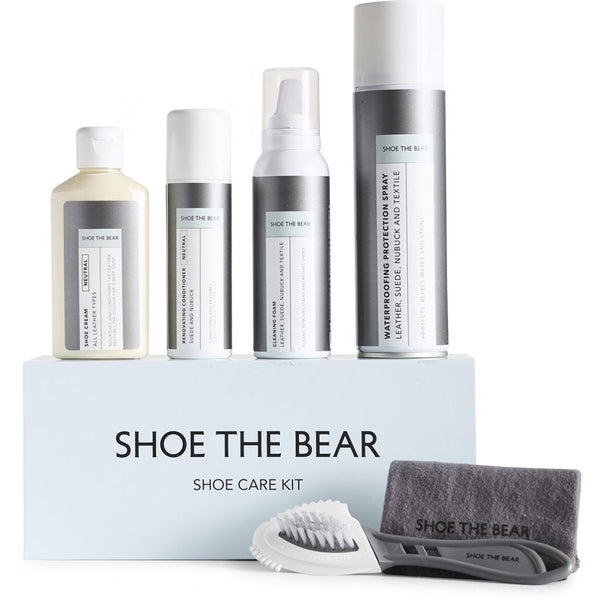 SHOE THE BEAR MENS Shoe Care Kit Shoe Care 400 NATURAL