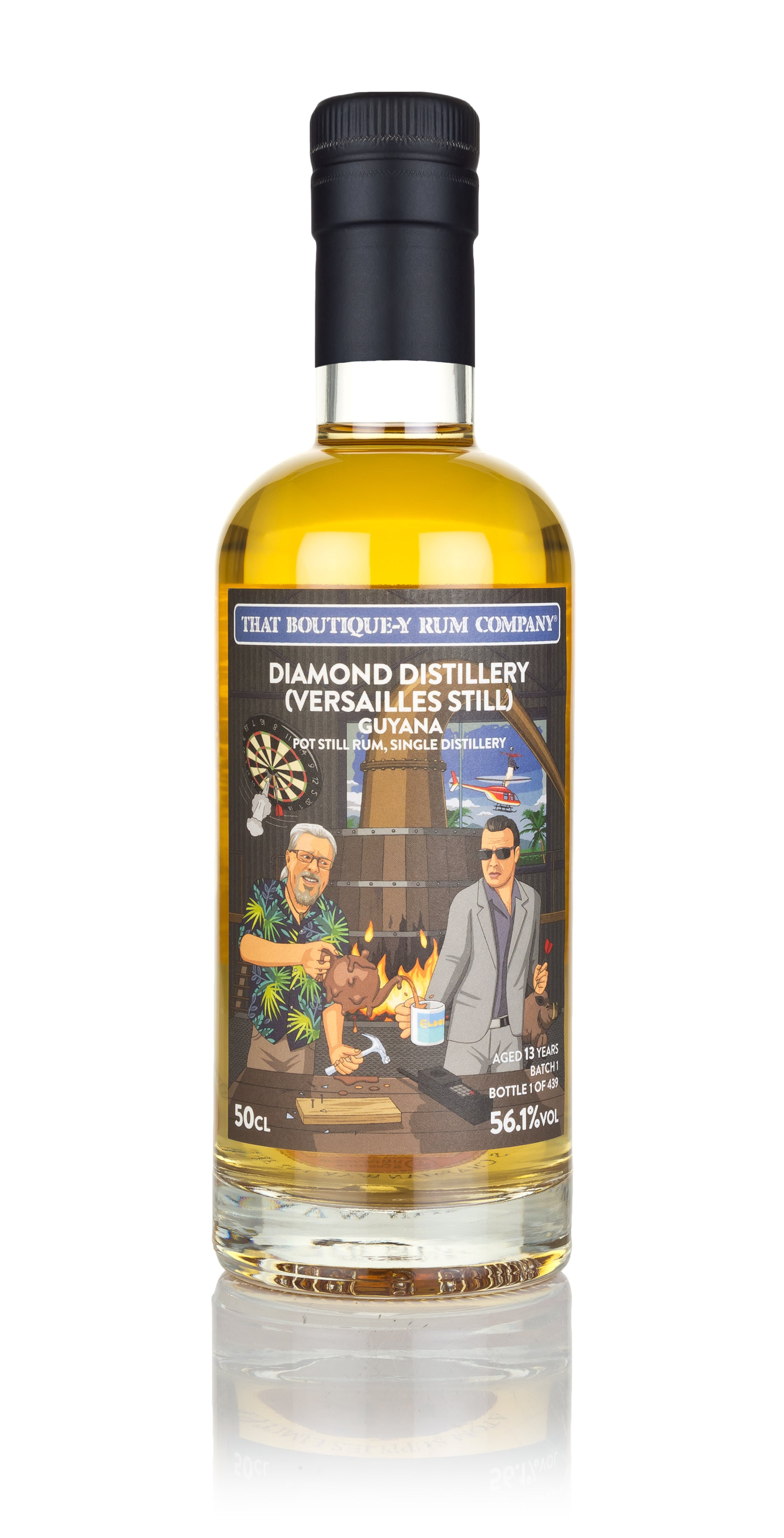 Diamond Distillery (Versailles Still)