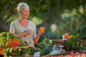 Nutrients and Supplements for Menopause rejuvenation