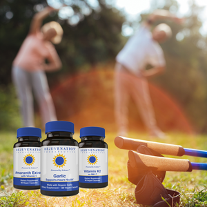 CardioCombo™ - Triple-Action for Cardiovascular Health & Healthy Heart Function