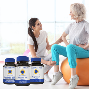 OsteoCombo™ - Triple-Action for Bone Health & Strength