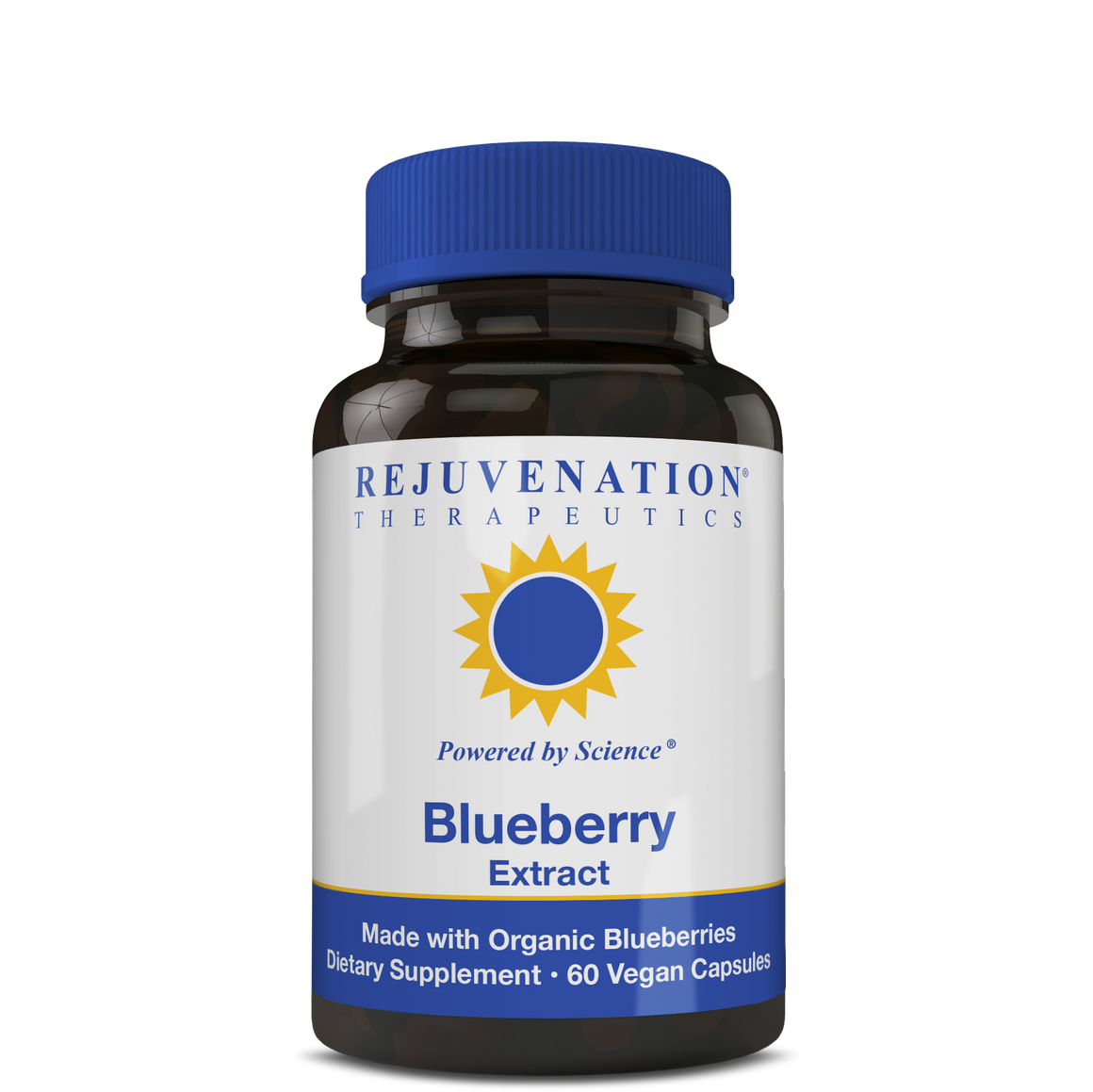 Organic Blueberry Extract
