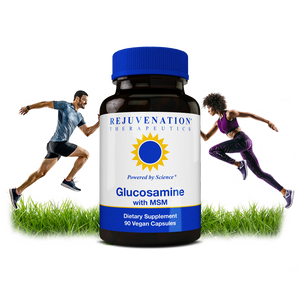 Glucosamine with MSM