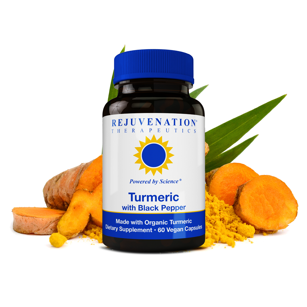 Organic Turmeric Extract with Black Pepper Extract