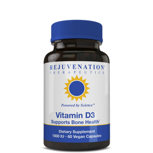 Vitamin D3 (1000IU/4000IU/5000IU, 60 Vegan Capsules) - Whole-Body Health Nutrient, Non-GMO, Gluten-Free