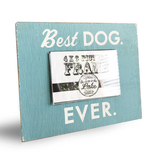 Best Dog Ever Frame