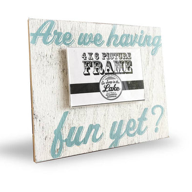 Are We Having Fun Yet? Frame