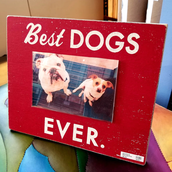 Best Dogs Ever Frame
