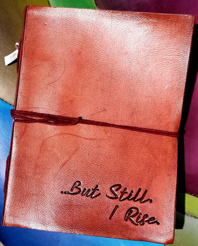 """Still I Rise"" Journal"