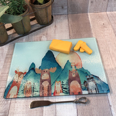 Gorest Friends Group Cutting Board