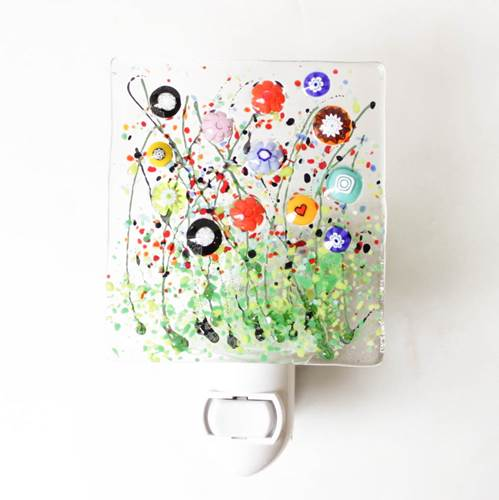 Wildflowers Nightlight