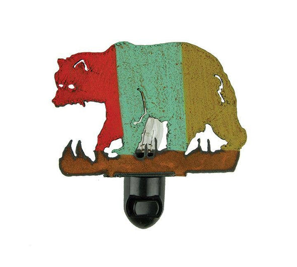 Bear Lodge Night Light
