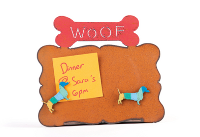 Woof Picture Frame