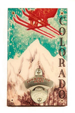 Ski Colorado Bottle Opener