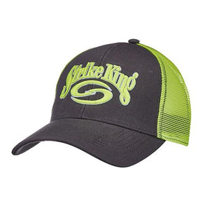 d6374d4e809ef Trucker Cap - Charcoal Body-Green Neon Mesh-Strike King Lures-Clermont  Tactical