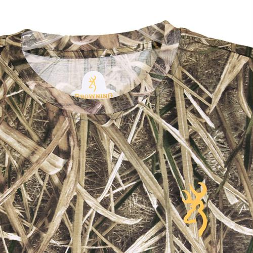 4a3fe74563ad1 ... Wasatch-CB Short Sleeve Shirt - Mossy Oak Shadow Grass Blades, Large- Browning ...