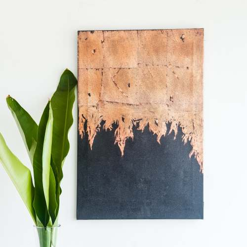 Copper Ombre Artprint