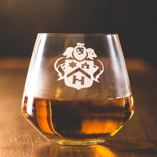 Whisky Glass Monogram - Set of 4