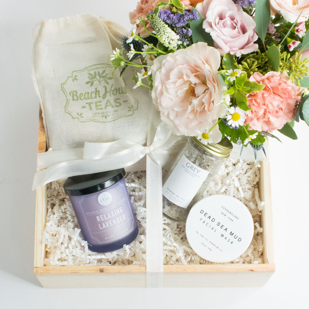 The Spa Day Box – Rogue Rose
