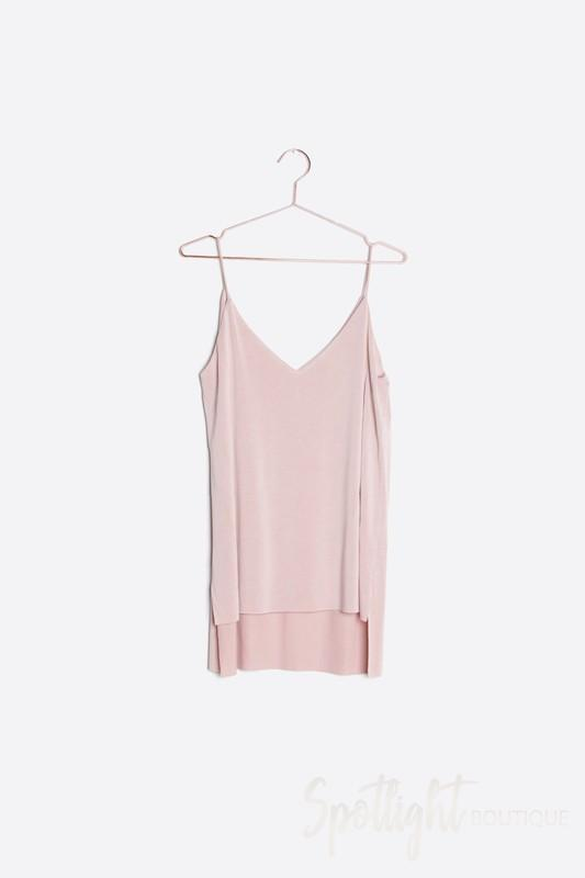 Jamie Blush Tank-Tops-Spotlight Boutique