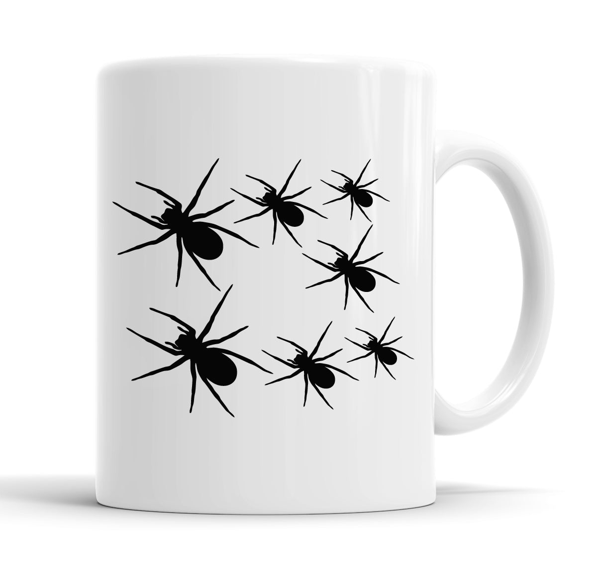 Spider Hallowen Funny  Office Coffee Mug Tea Cup