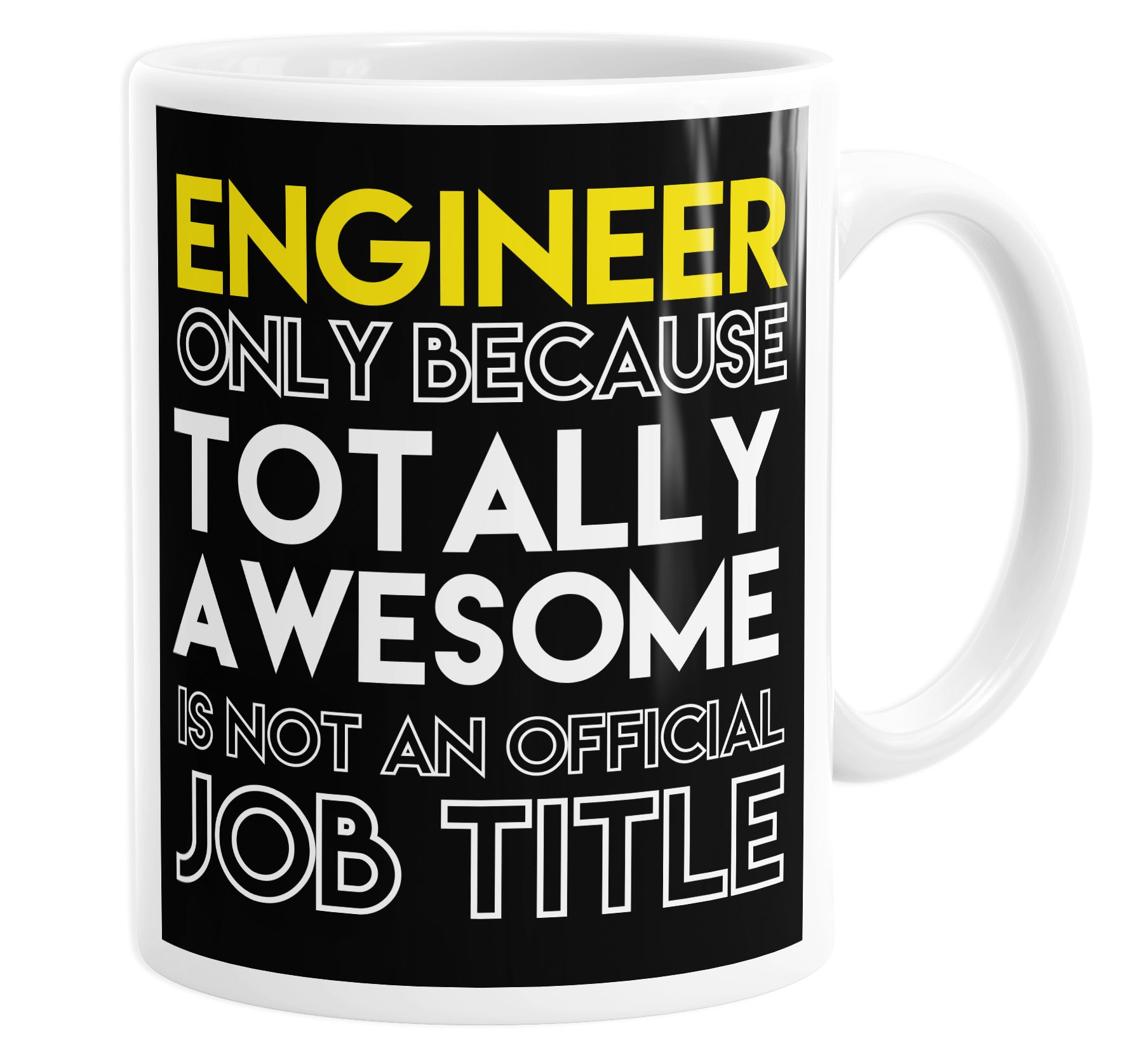 Personalised Any  Job Title Name Mug