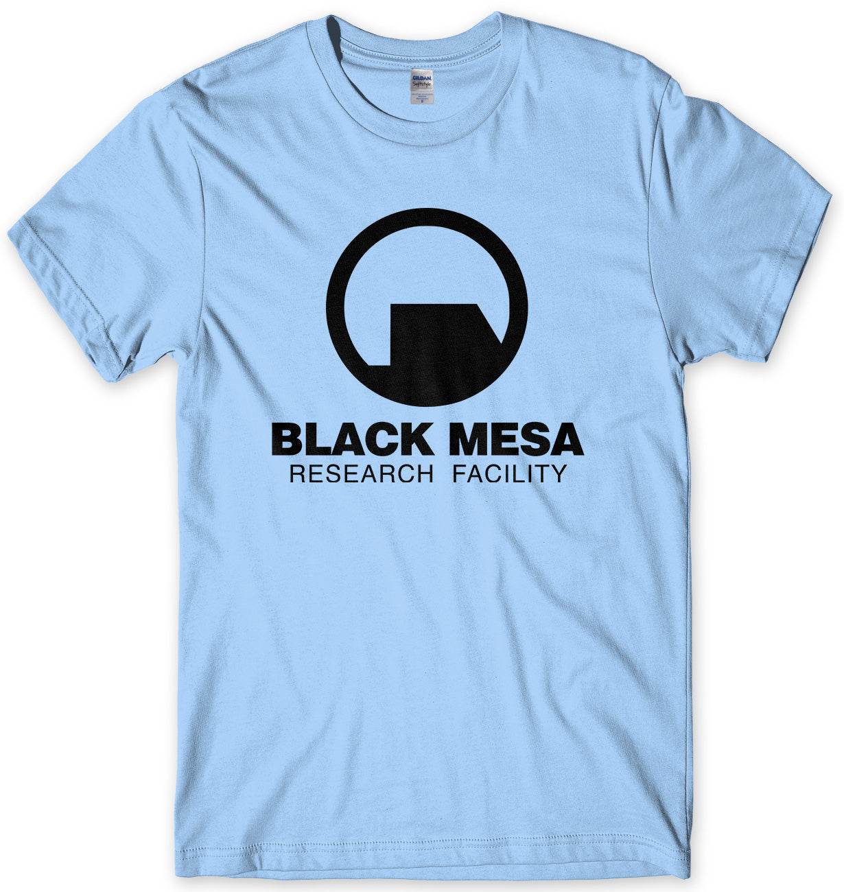 BLACK MESA RESEARCH FACILITY MENS UNISEX T-SHIRT