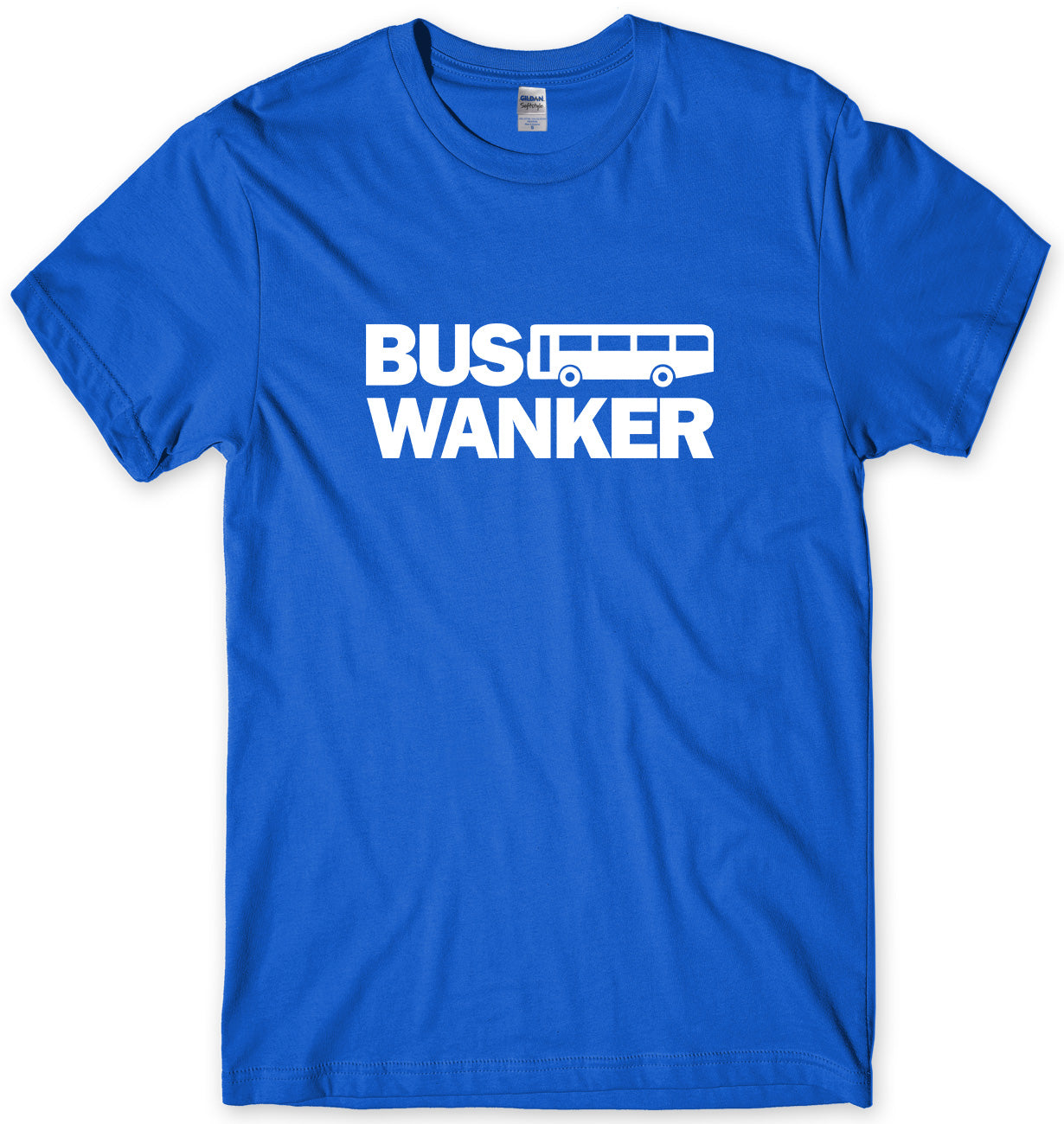 Bus Wanker Inspired By The Inbetweeners Mens T-Shirt - StreetSide Surgeons